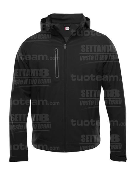 020927 - GIACCA Milford Jacket - 99 nero
