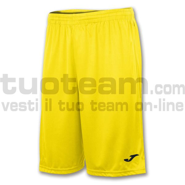 101648 - NOBEL LONG SHORT 100% polyester interlock 160 gr. - 900 GIALLO