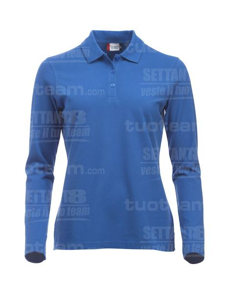 028247 - POLO New Classic Marion L/S - 55 royal