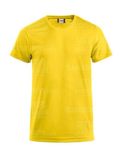 029334 - T-SHIRT Ice-T - 10 giallo limone
