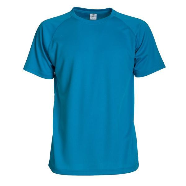SPRINTEX - T-SHIRT RUNNING - TORQUOISE BLUE