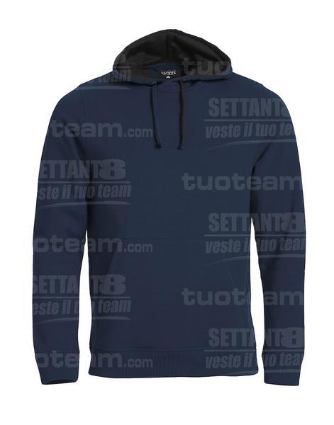021041 - FELPA Classic Hoody - 580 blu