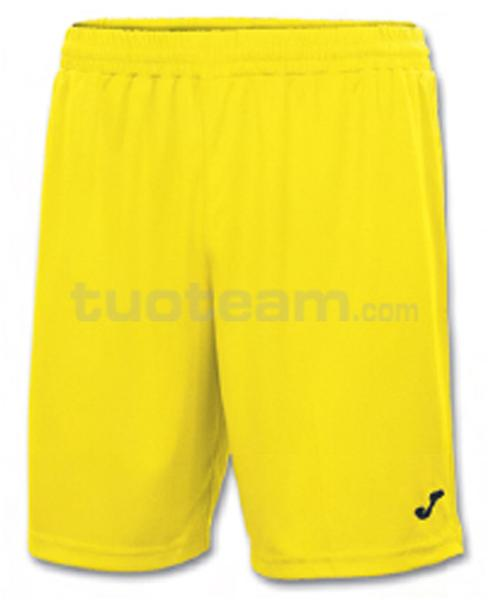 100053 - NOBEL SHORT 100% polyester interlock - 900 GIALLO