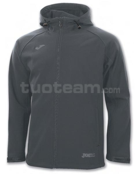 100063 - GIUBBINO SOFTSHELL BERLIN - 150 ANTRACITE