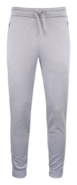 021017 - Basic Active Pants - 95 grigio melange