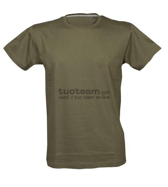 99428 - T-Shirt New Maldive Man - ARMY GREEN