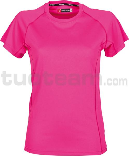 RUNNER LADY - RUNNER LADY - FUXIA FLUO