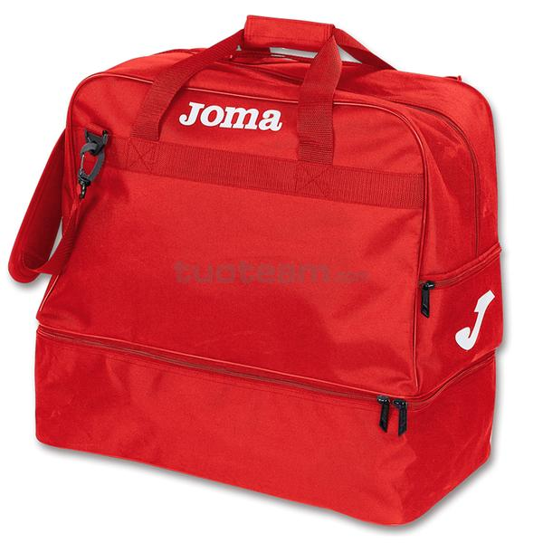 400008 - BORSA TRAINING EXTRA LARGE FONDO COMPONIBILE - 600 ROSSO