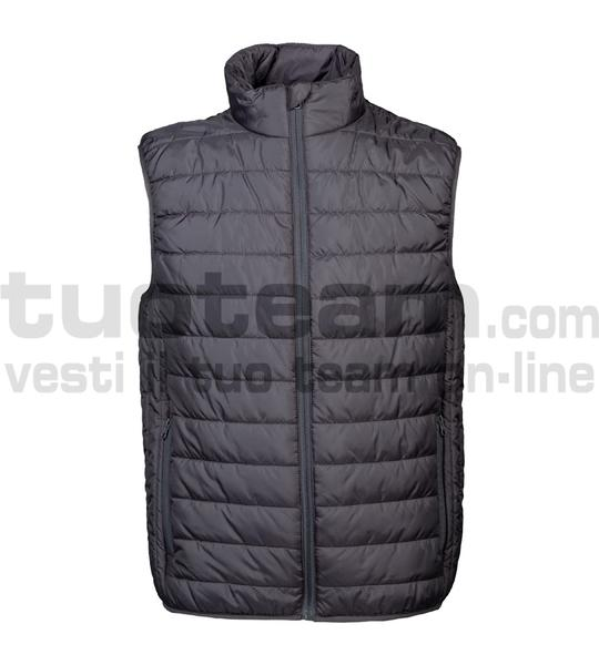 99339 - Gilet FRANCOFORTE - LIGHT GREY