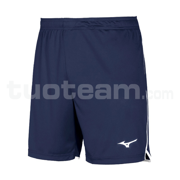 V2EB7001 - Authentic High-Kyu short - Navy/White