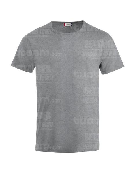 029324 - T-SHIRT Fashion-T - 95 grigio melange