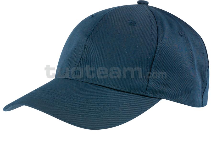 K18061 - CAPPELLINO 6 PANNELLI / 6 PANELS CAP - NAVY