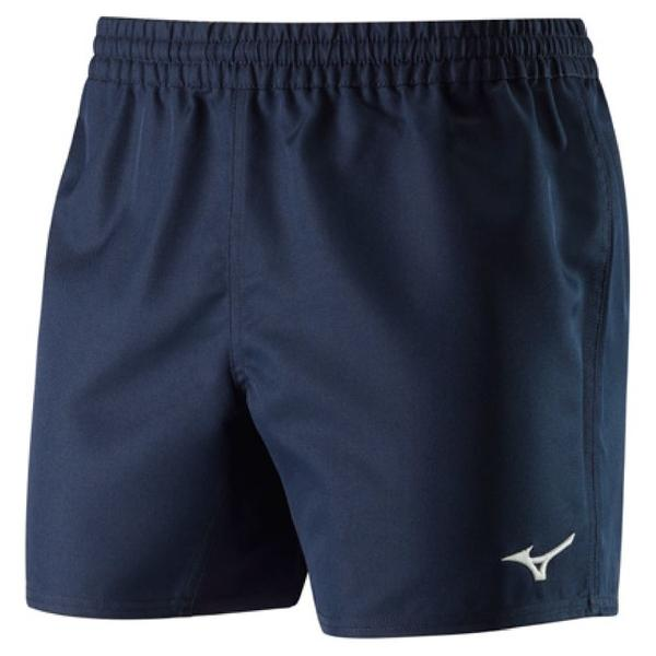 32EB8B11 - AUTHENTIC RUGBY SHORT JR - Navy
