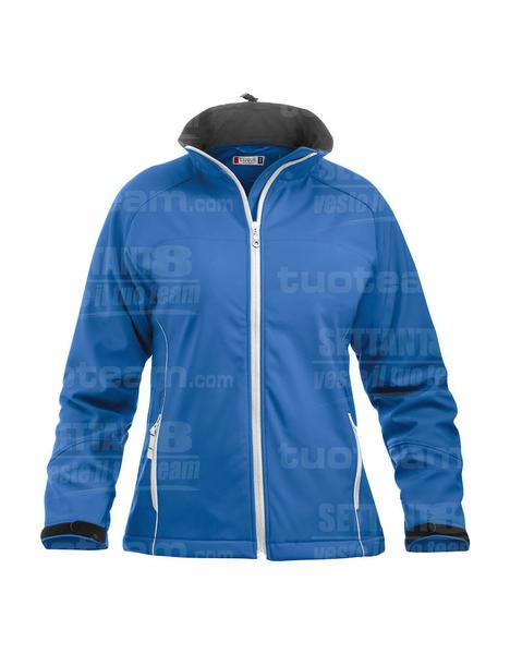 020925 - GIACCA Softshell Lady - 55 royal