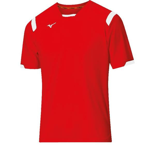 X2FA9A02 - PREMIUM GAME SHIRT - RED/WHITE