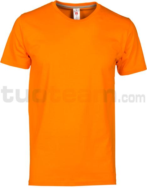 SUNSET - T-SHIRT SUNSET - ARANCIONE