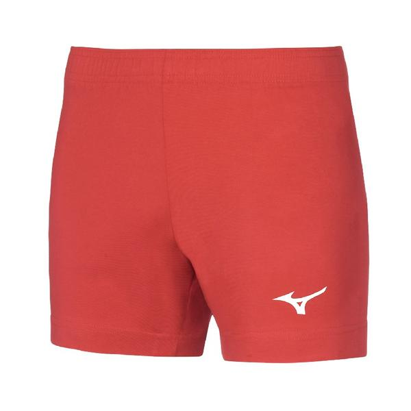 V2EB7204 - High-kyu Trad Short - Red/Red