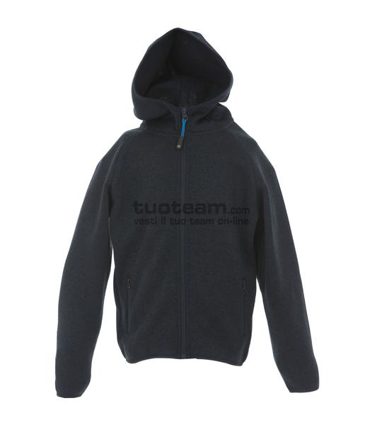 99193 - Knitted Fleece Quebec Boy