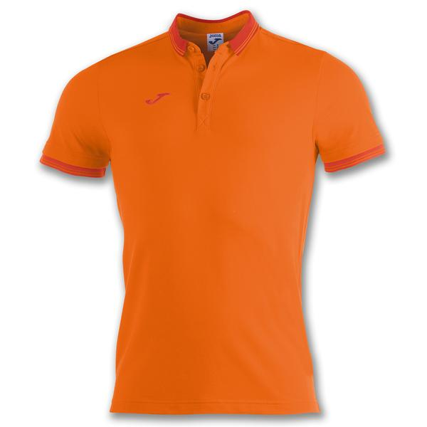 100748 - BALI II POLO 65% polyester 35% cotton - ARANCIO