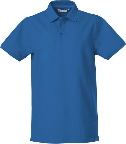028260 - Heavy Premium Polo - 55 royal