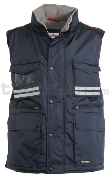 FLIGHT - Gilet FLIGHT - BLU NAVY