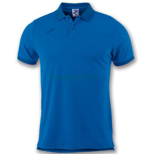 101062 - ESSENTIAL POLO 100% polyester interlock - 700 ROYAL