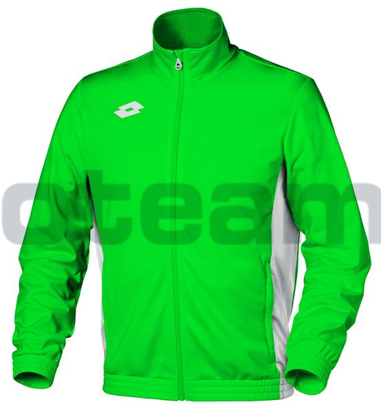 L56928 - DELTA JR SWEAT FZ PL - verde