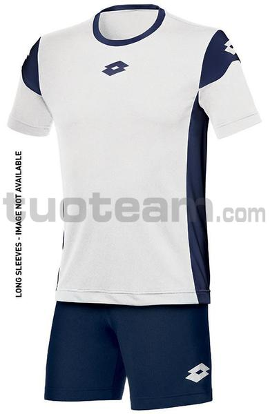 R9744 - KIT STARS EVO M/L junior bianco/navy