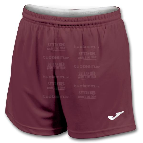 900282 - SHORT PARIS II 100% polyester interlock - 671 BORDEAUX