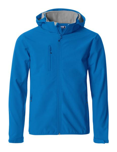 020912 - Basic Hoody Softshell - 55 royal
