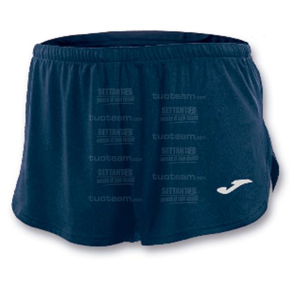 100815 - SHORT OLIMPIA RUN - BLU NAVY