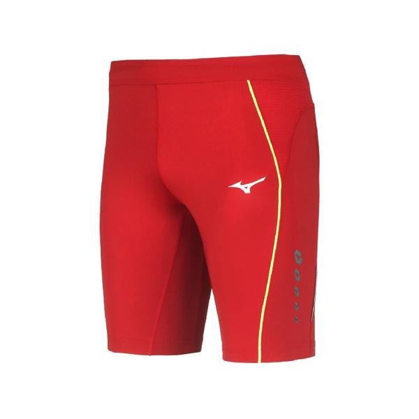 U2EB7002 - PREMIUM JPM MID TIGHT - Red/Red