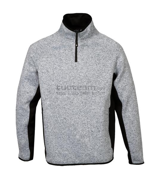 99445 - Knitted Fleece Maribor - LIGHT GREY