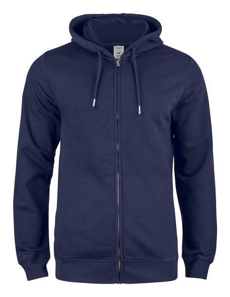 021004 - Premium O.C. Hoody Full Zip - 580 blu navy