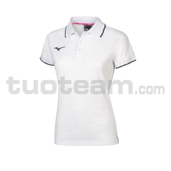 32EA7241 - polo W - White/Royal