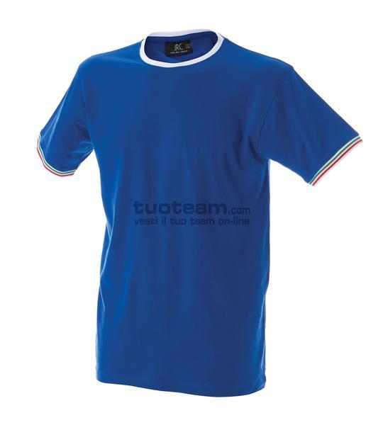 98917 - T-Shirt Udine - BLU ROYAL