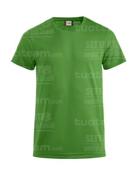 029334 - T-SHIRT Ice-T - 605 verde acido