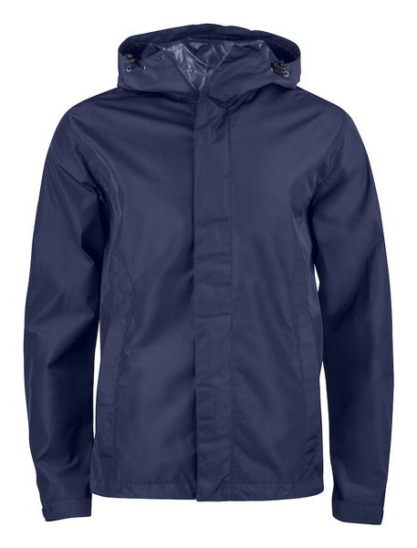 020936 - Webster giacca impermeabile - 580 blu navy