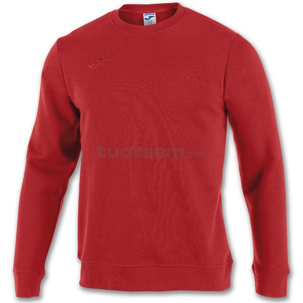 100886 - FELPA SANTORINI 65% polyester 35% cotton - 600 ROSSO