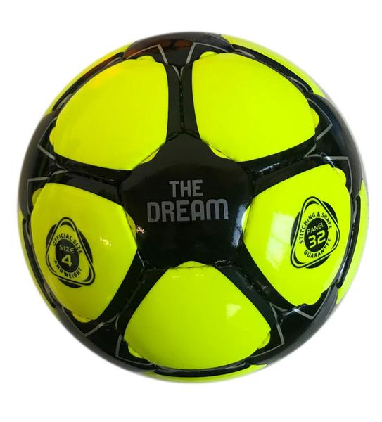 780201 - PALLONE THE DREAM '18 - giallo fluo / nero