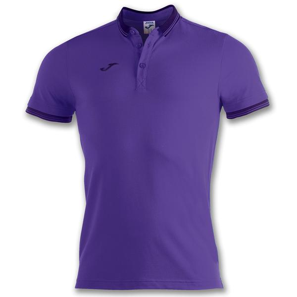 100748 - BALI II POLO 65% polyester 35% cotton - VIOLA