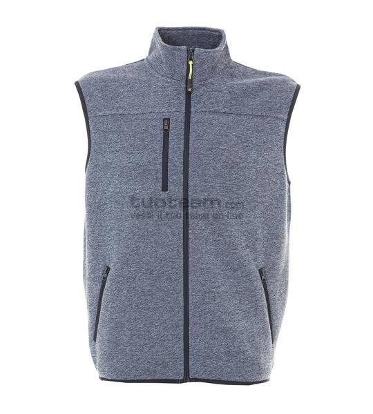 99177 - Knitted Fleece Bonn - LIGHTBLUE