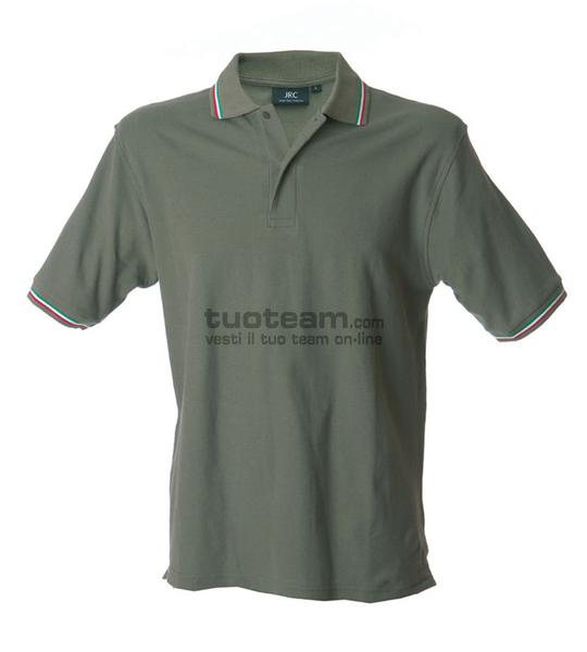 98844 - Polo Aosta Man - ARMY GREEN