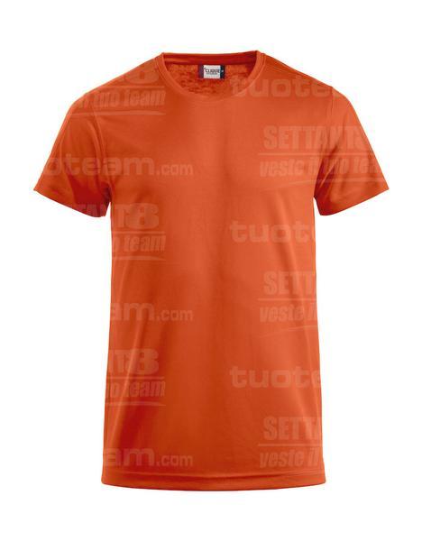 029334 - T-SHIRT Ice-T - 18 arancione
