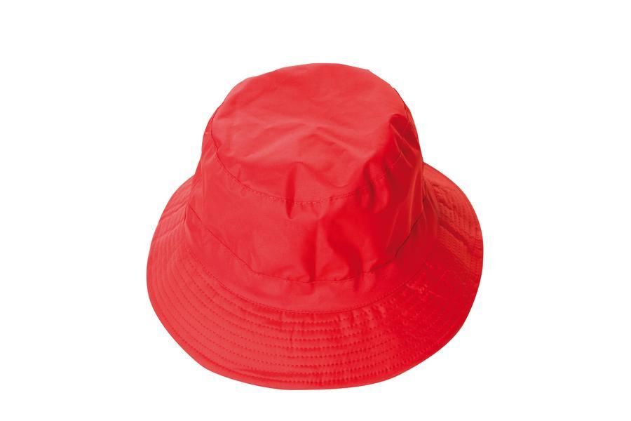 988 - cappello pescatore Osmk - ROSSO