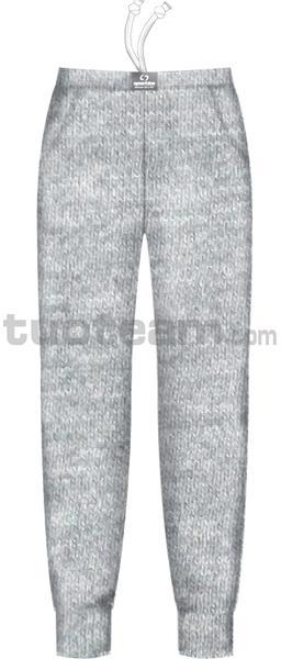 7357 - pantalone SORRENTO - GRIGIO