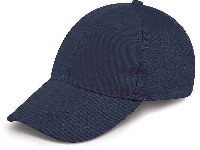 K18063 - CAPPELLINO 6 PANNELLI / 6 PANELS CAP - NAVY