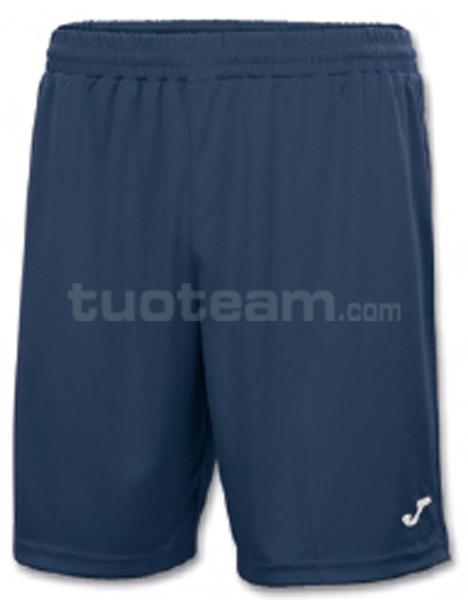 100053 - NOBEL SHORT 100% polyester interlock - 300 BLU NAVY
