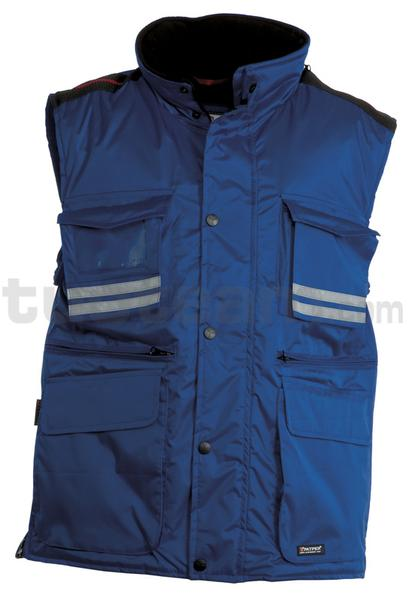 FLIGHT - Gilet FLIGHT - BLU ROYAL