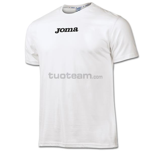 100912 - MAGLIA LILLE COTTON BASIC M/C PACK 10 - 200 BIANCO